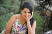 Actress Himajha Glamorous Photo shoot-thumbnail-8