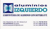 Aluminios Izquierdo