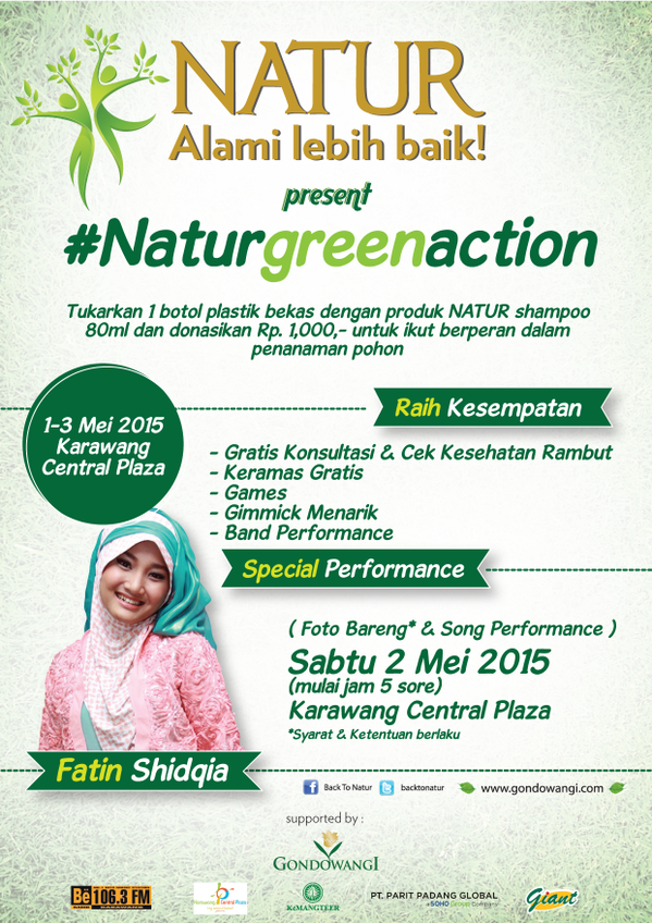 NATUR GREEN ACTION