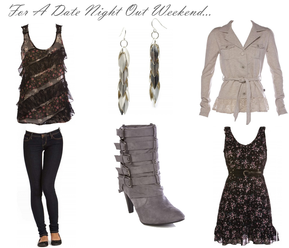 date night outfit ideas polyvore