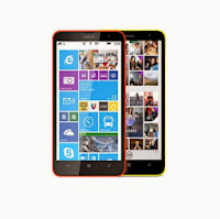 Buy Nokia Lumia Mobile 1320 at Rs. 8,999 (HDFC Cards) or at Rs. 9,999 :buytoearn