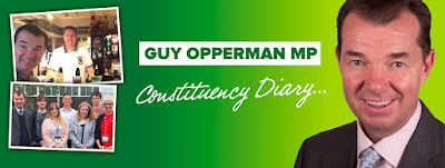 Guy Opperman's Constituency Diary