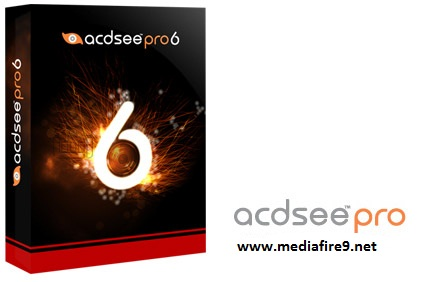 ACDSee Pro v6.0  Mediafire Download Links | 80MB
