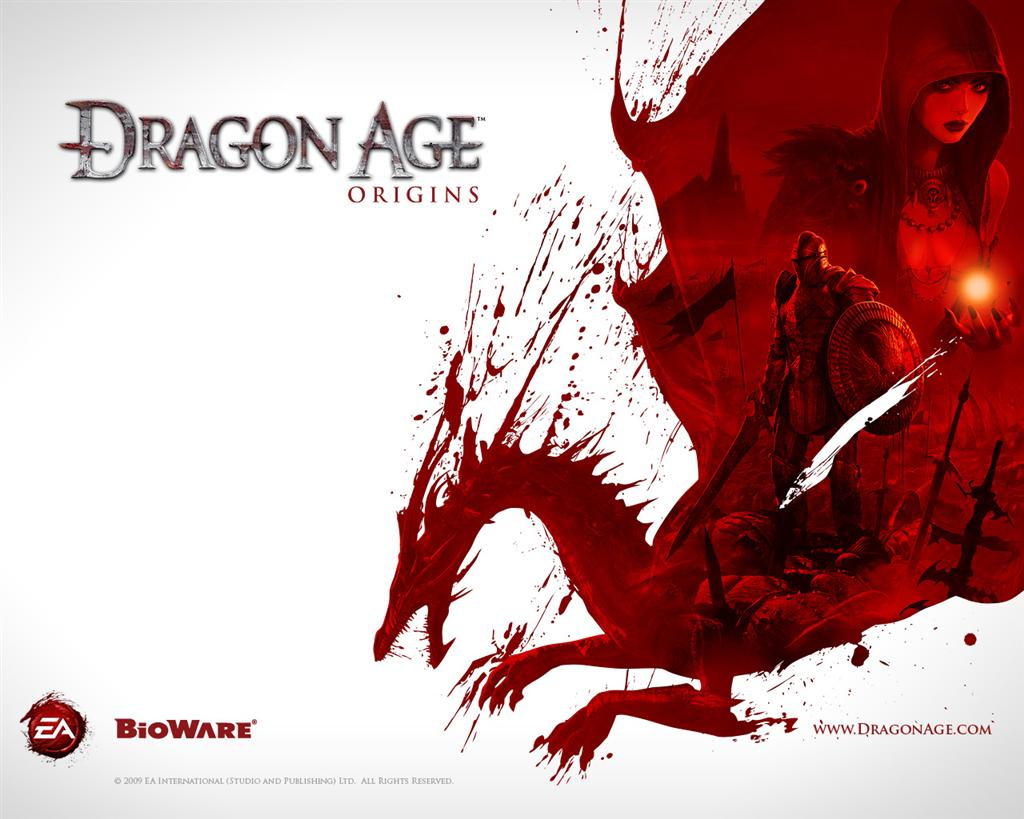 Dragon Age HD & Widescreen Wallpaper 0.260152639328411