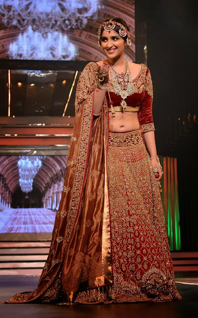 Parineeti Chopra Ramp Yash Raj Bday 2013