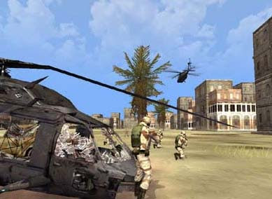 Free Download Games Delta Force Black Hawk Down Full Version For PC