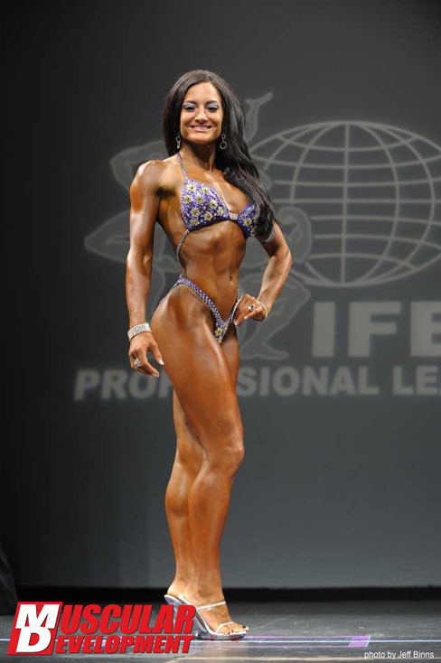 Camala Rodriguez Female Muscle Bodybuilding Pro Fitness Blog