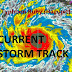 Hagupit Ruby - Current Storm Track