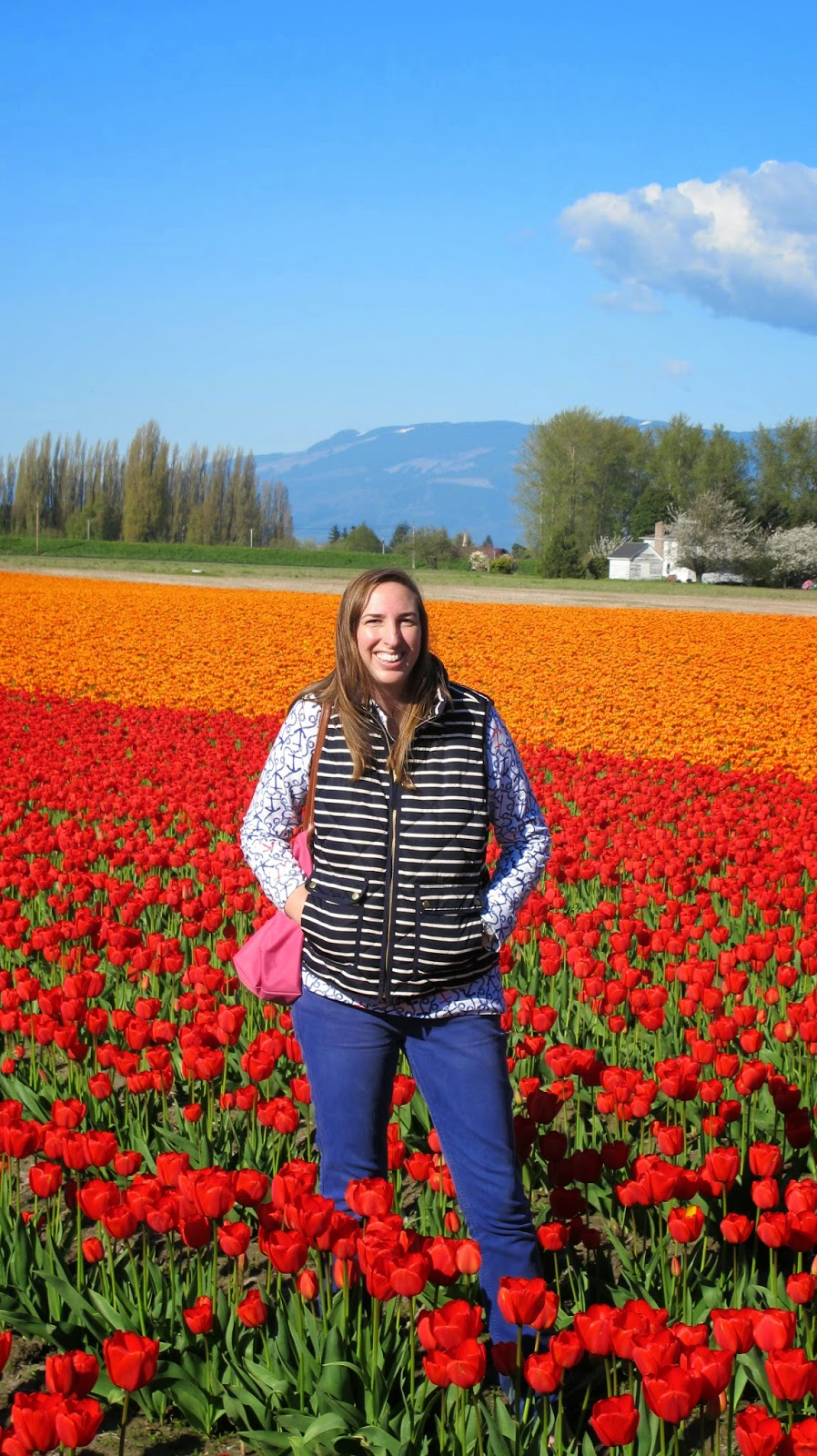 Nautical by Nature | Pacific Northwest Trip | Skagit Valley Tulip Festival