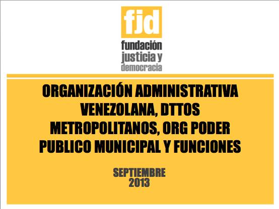 Taller ORGANIZACIÓN Y FUNCIONES DEL LEGISLATIVO MUNICIPAL