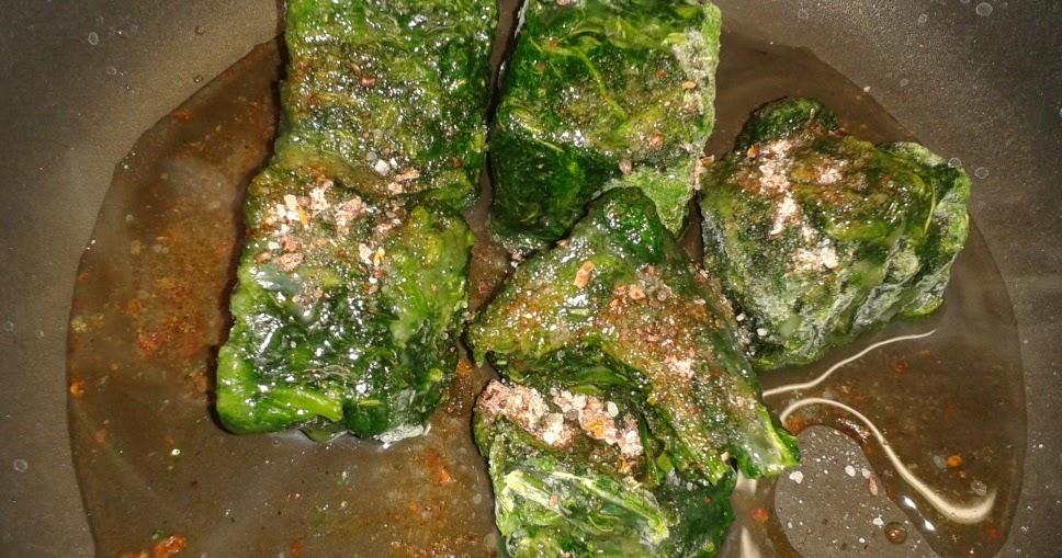 Destreggiandomi in cucina spinaci saporiti tipo 4 salti for Cucinare 4 salti in padella