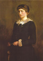 «Lillie Langtry by Millais» de John Everett Millais - http://www.classicartrepro.com/artistsc.iml?painting=4546. Disponible bajo la licencia Dominio público vía Wikimedia Commons - http://commons.wikimedia.org/wiki/File:Lillie_Langtry_by_Millais.jpg#/media/File:Lillie_Langtry_by_Millais.jpg