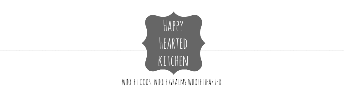 happy hearted kitchen