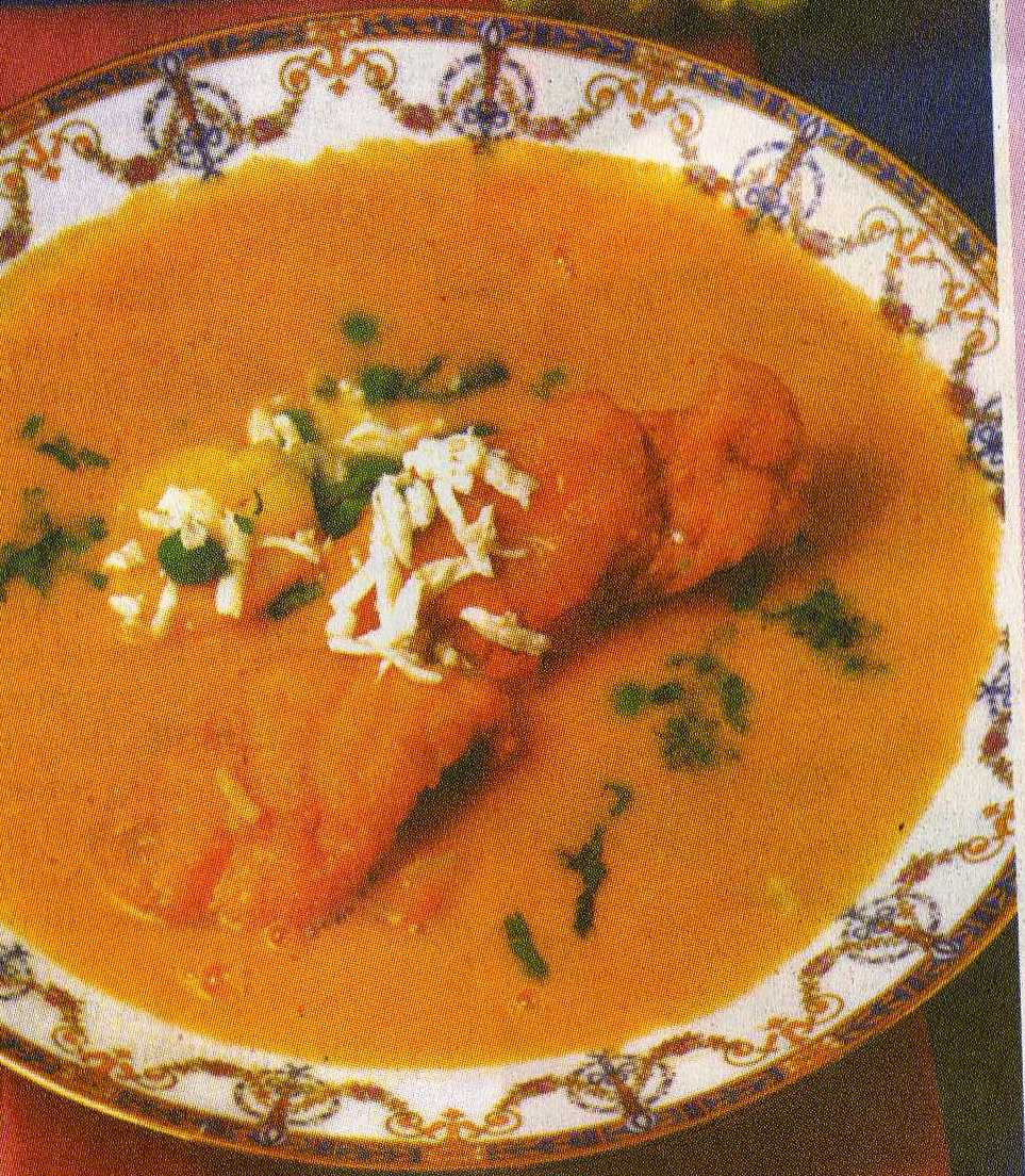 Cocinar rico cocina facil chupe de pescado for Cocinar berenjenas facil