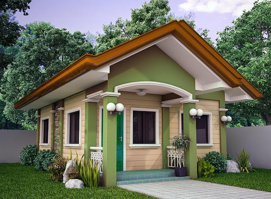 gambar rumah kayu & Gambar Rumah Kayu Minimalis Type 45 Terbaru | Rumah Minimalis