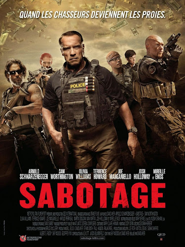 Sabotage (BRRip HD Ingles Subtitulada) (2014)