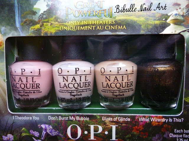 OPI - What Wizardry is this ? - Nouvelle collection The Great and Powerful Oz Collection