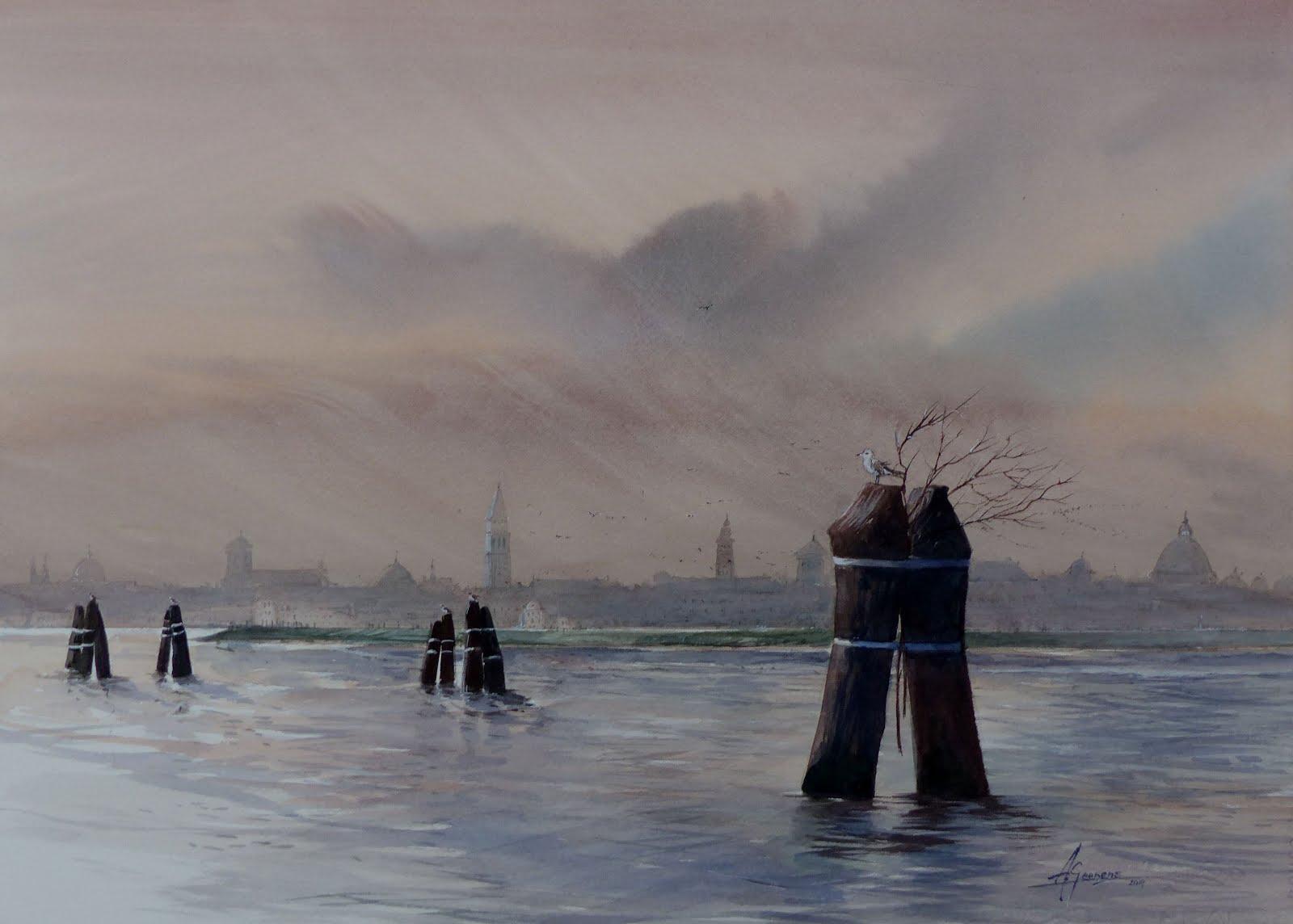 venise lagune nord