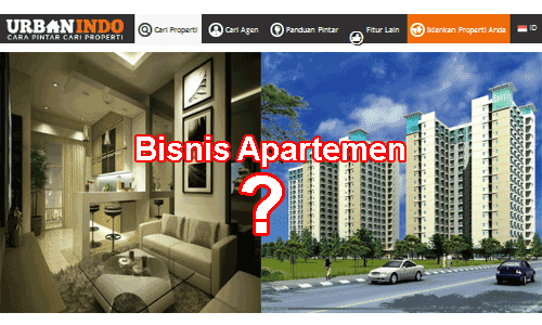 Bisnis, Apartemen
