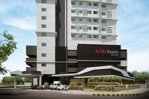Retail Area at Avida Towers Intima