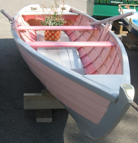 Самодельные лодки из дерева