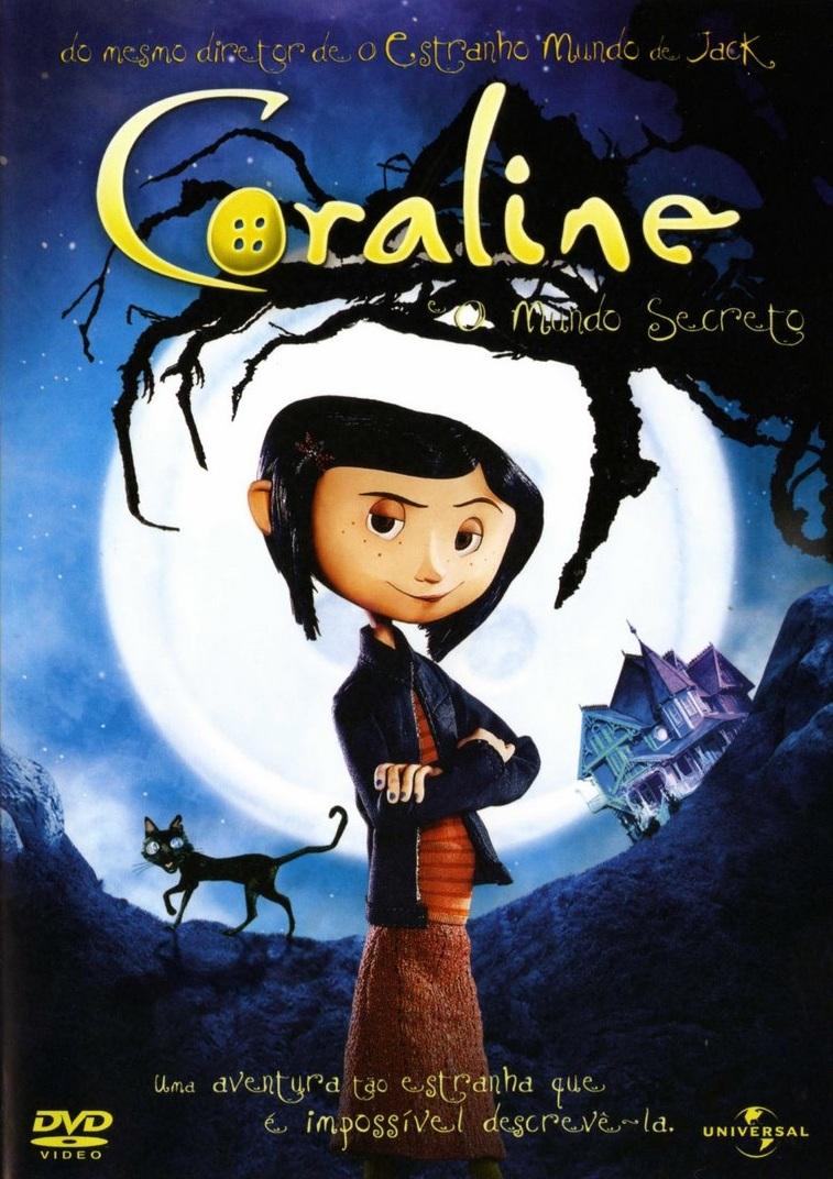 Coraline e o Mundo Secreto – Dublado (2009)
