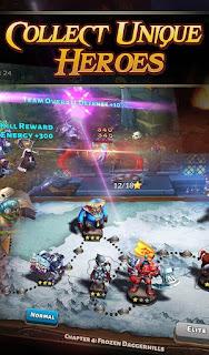 Mod Heroes & Titans: Battle Arena Apk