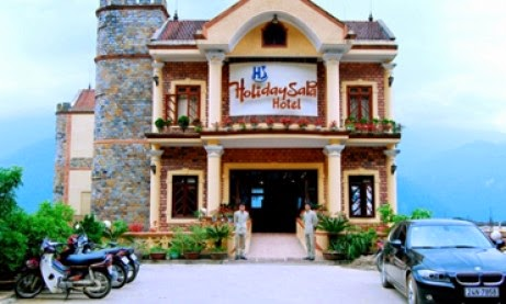 khách sạn holiday sapa hotel