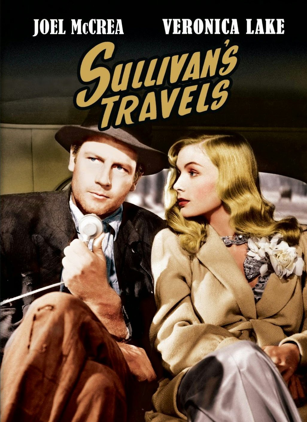 video cover for Sullivan's Travels