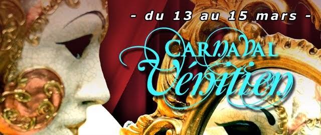 Le LONGOVENITIEN, Carnaval vénitien de la ville de Longwy