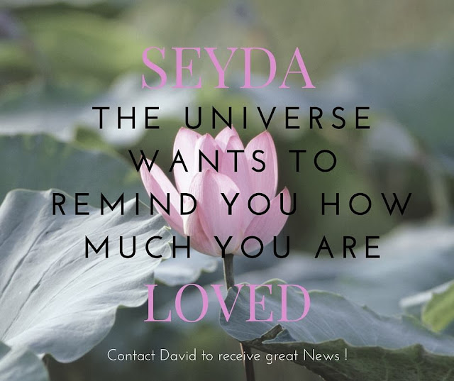 Evrenden Şeyda'ya mesaj