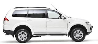 SUV Pajero adalah 1 bagian dari proyek ini. Generasi mobil baru itu ternyata hadir lebih menarik dan baik