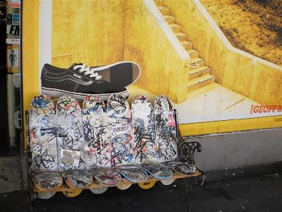 skateboard, seat
