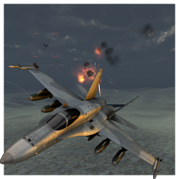 Download Combat Aircraft Dogfight Game