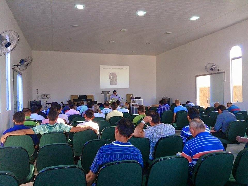 Auditório da Igreja