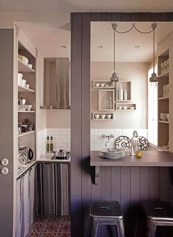 Awesome Soluzioni Cucine Piccoli Spazi Contemporary - Design ...