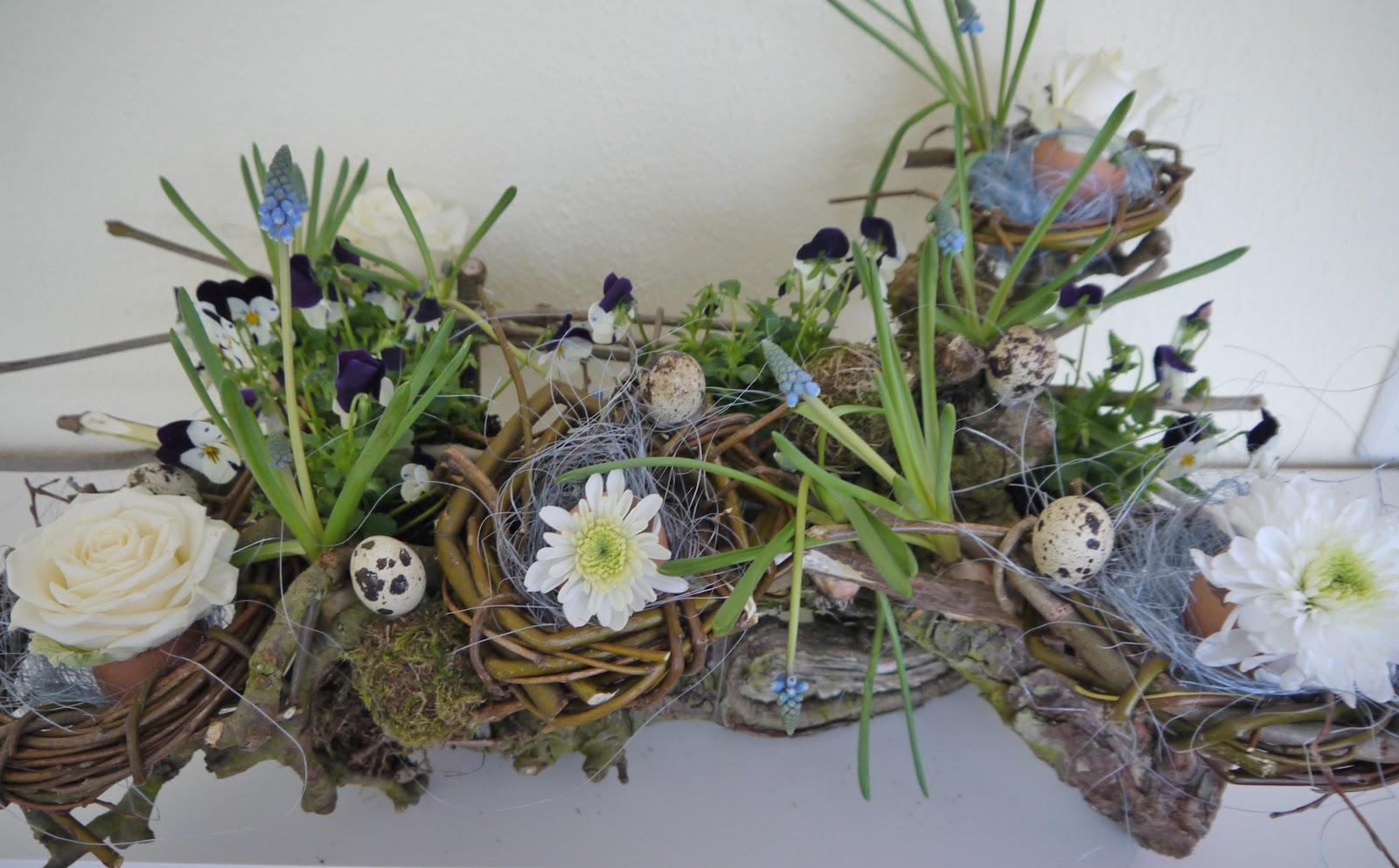 Fifties world monthly flower arrangement course no