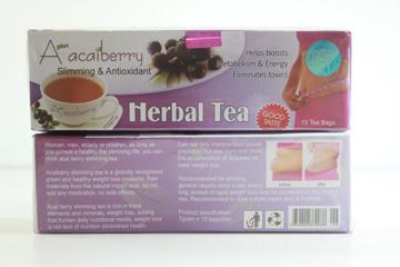Acaiberry Herbal Tea