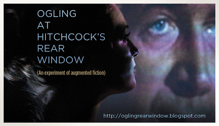 Ogling at Hitchcock's Rear Window