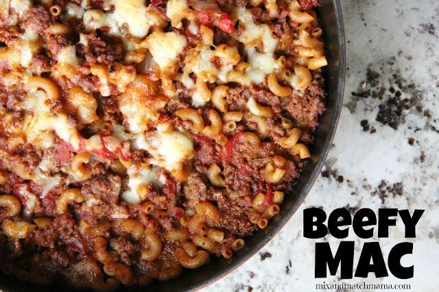 Beefy Mac