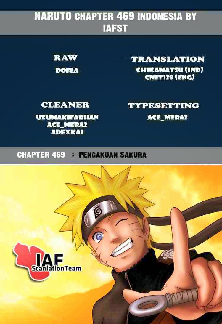 Naruto - Chapter:469 - Page:01