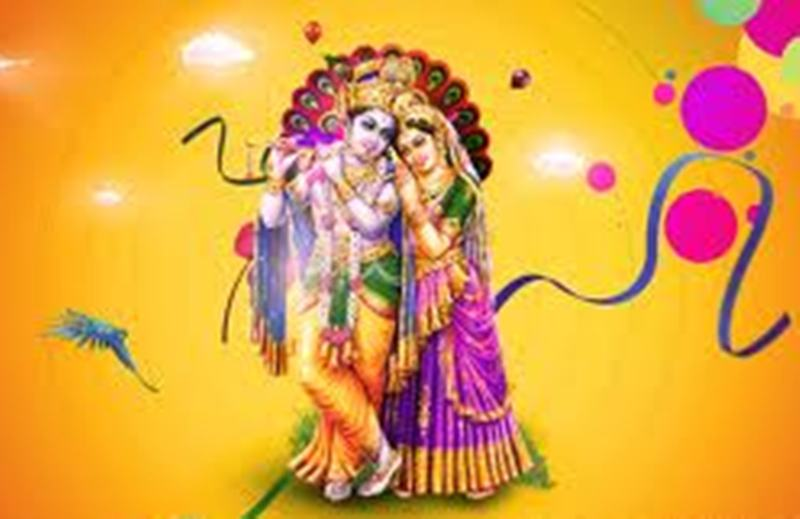 Radha Krishna Desktop Wallpapers Wallpaper For Dining Room