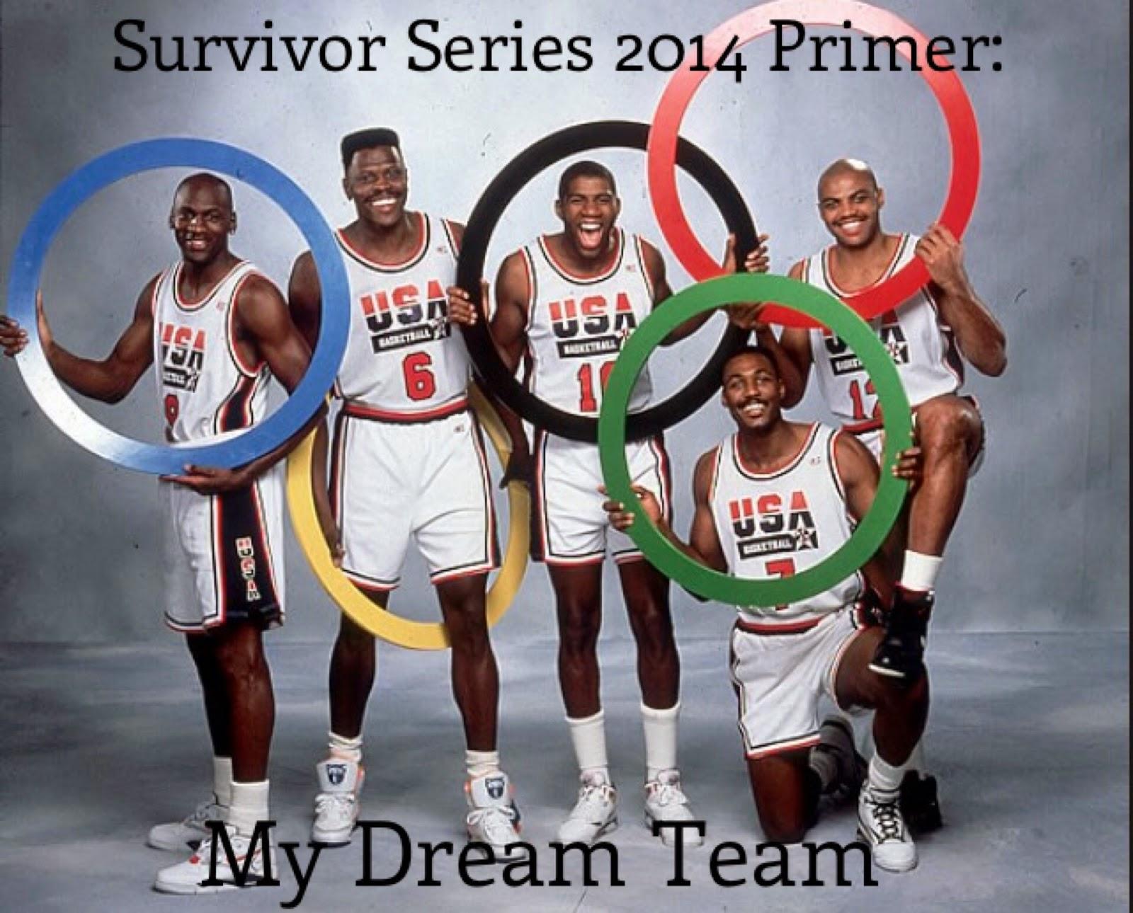 Wwe Survivor Series Dream Teams Survivor Series is The Wwe's