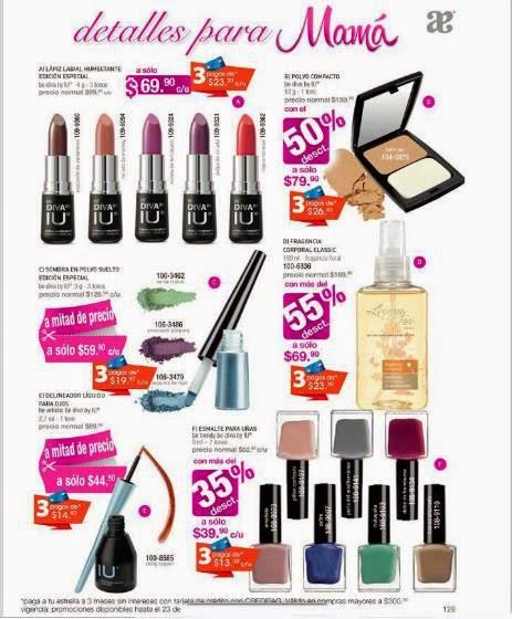 Cosmeticos IU Belleza Integral 5-2015