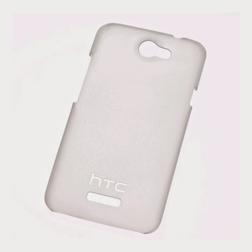 HTC One X Clear Hard Shell Case Cover Blister HC C700