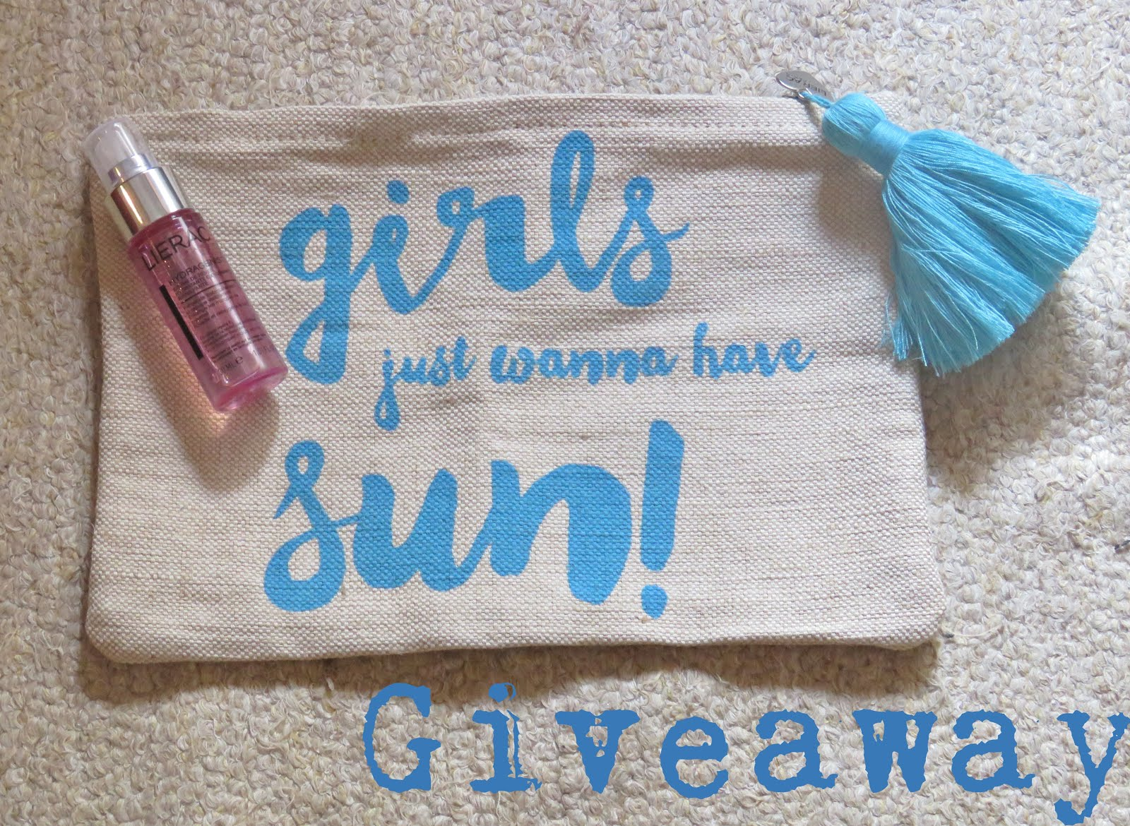 Giveaway a decorrer