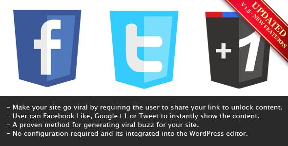 Cara Sebar Artikel otomatis dengan Viral Lock Untuk Wordpress