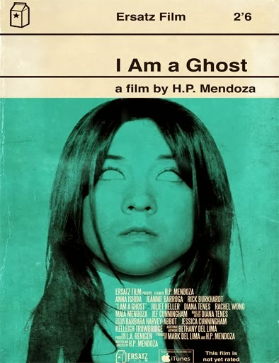 Ver I Am a Ghost (2012) Online