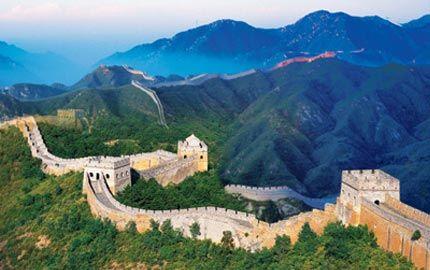 La muralla de China