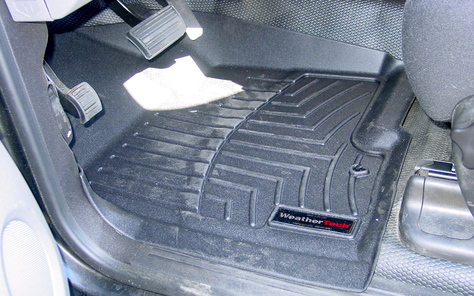 Weathertech floor mats amazon ca - I Bought A Set Of Weathertech Floor Mats Part Number 440661 For The Chevy Silverado 1500 Regular Cab Model Wt Off Amazon They Are Not Floppy Rubber Mats